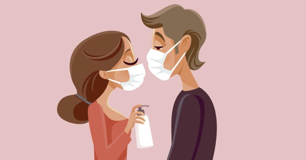 Durante esta pandemia me di cuenta que mi novio está demente …