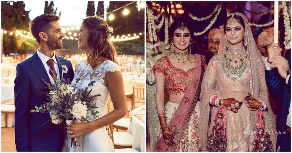 Esta es la edad a la que muchas mujeres se casan en diferentes partes del mundo