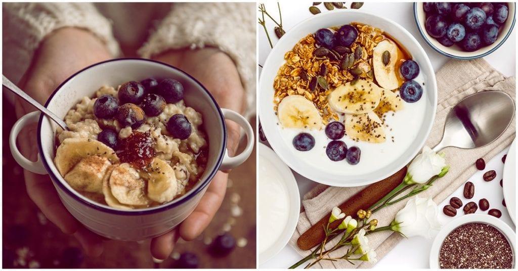 Si ya no tienes idea de qué comer por las mañanas, la avena es la solución