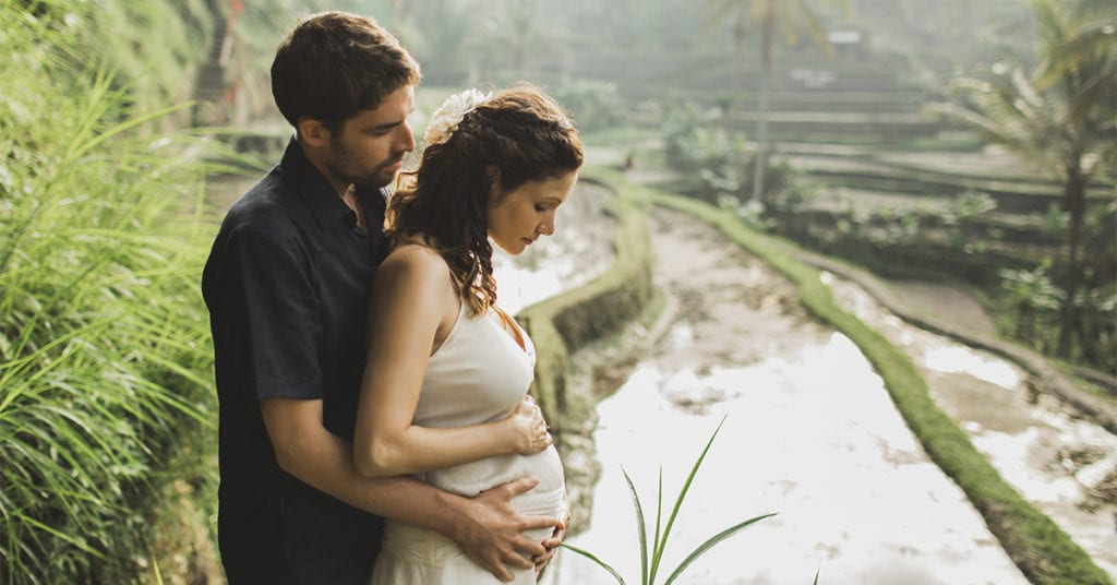 Pregnant for my Husband