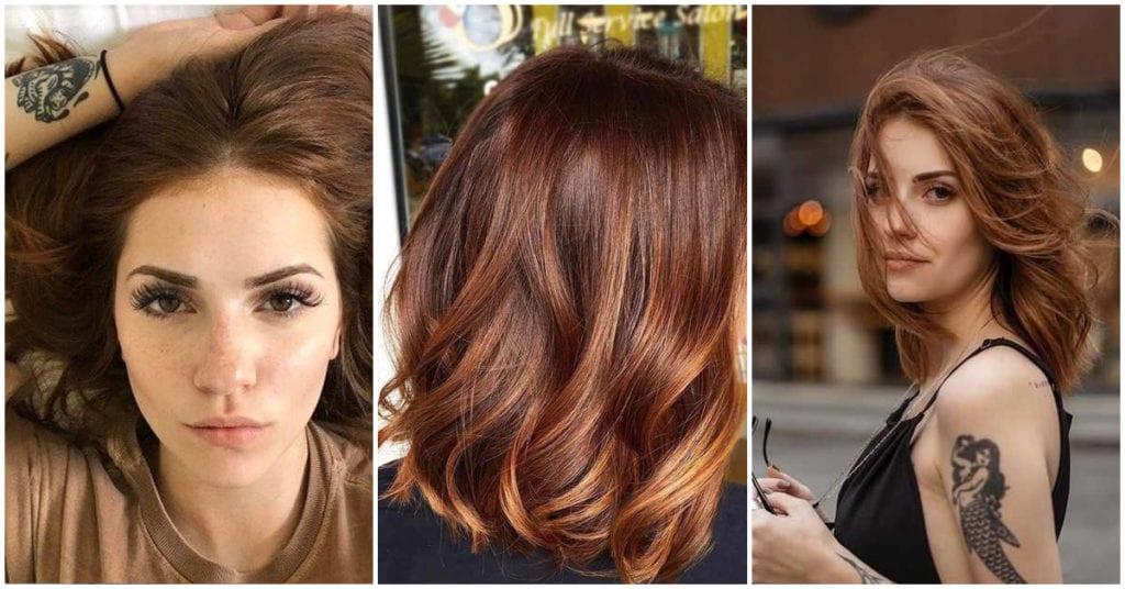 Cinnamon hair: ¿Te gusta?, puede ser el cambio que necesitas