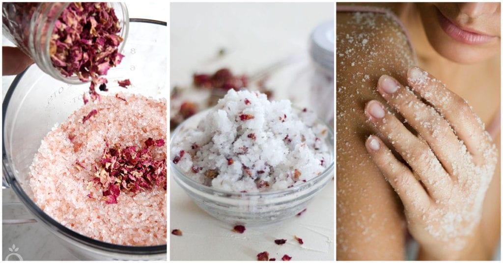 Exfoliantes caseros ideales para pieles resecas