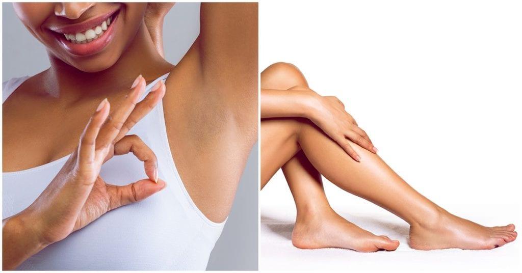 Cómo combatir la molesta irritación post depilación
