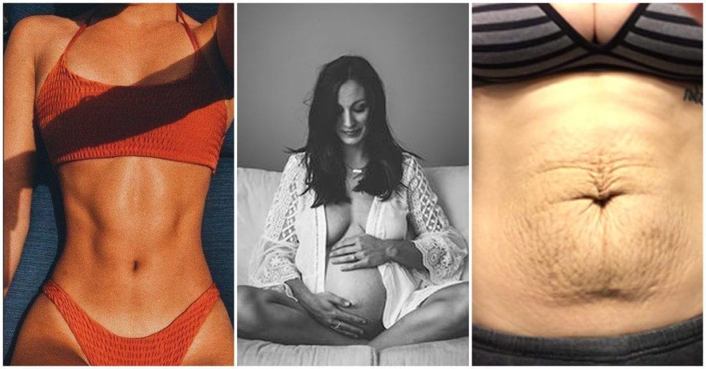 El cuerpo de la mujer cambia de manera impresionante, ¡descúbrelo!