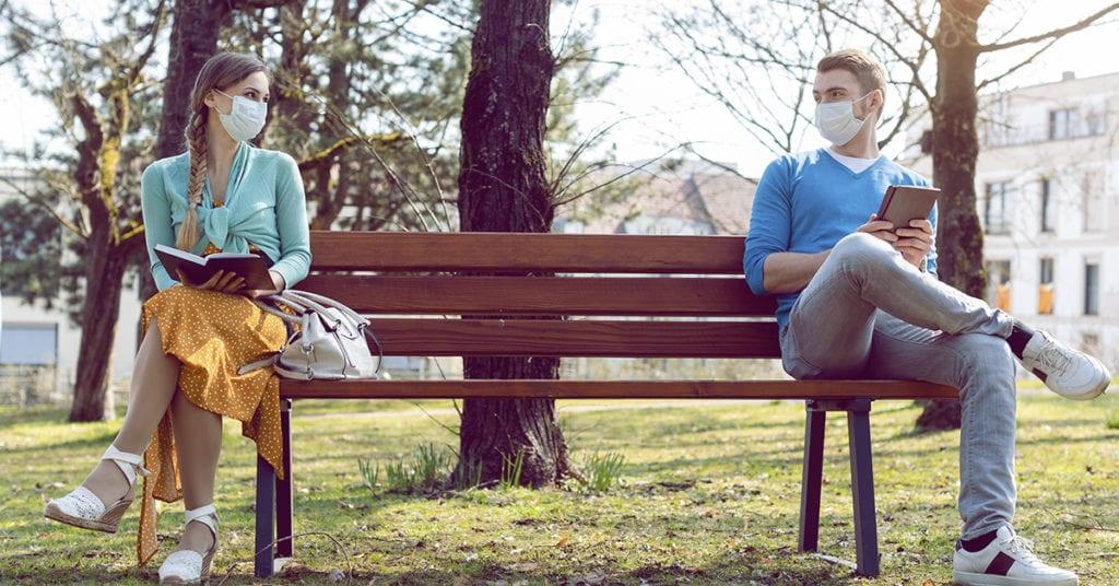 En esta pandemia algunos saldrán con bebé incluido y otros más con papeles de divorcio