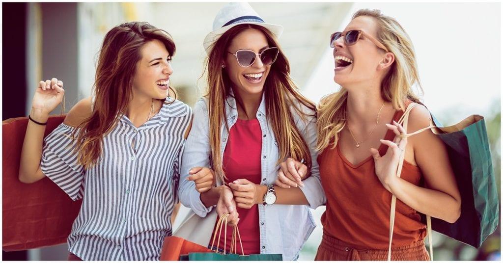 Típicos errores que todas hemos cometido al ir de shopping
