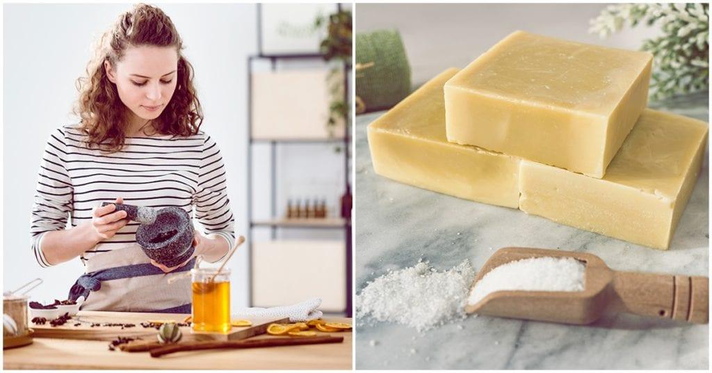 DIY crea tu propio jabón antienvejecimiento
