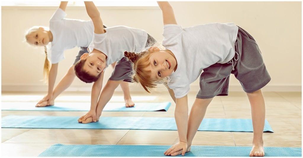 El ejercicio es magnífico para la salud cognitiva de los niños
