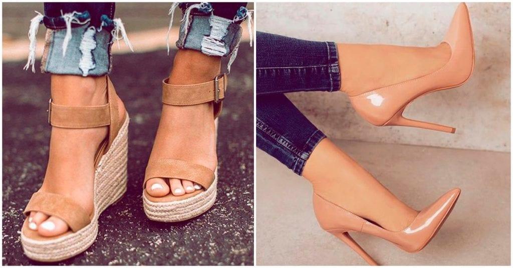 Zapatos que favorecen a las chicas petite