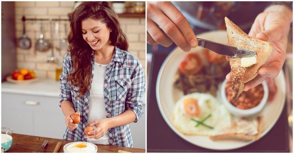 Proteína: lo que necesita tu desayuno si de verdad quieres perder peso