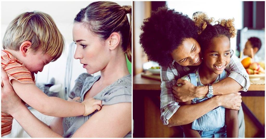 ¿Le gritas a tus hijos o eres amorosa? Sabías que eso tiene mucho impacto en su desarrollo
