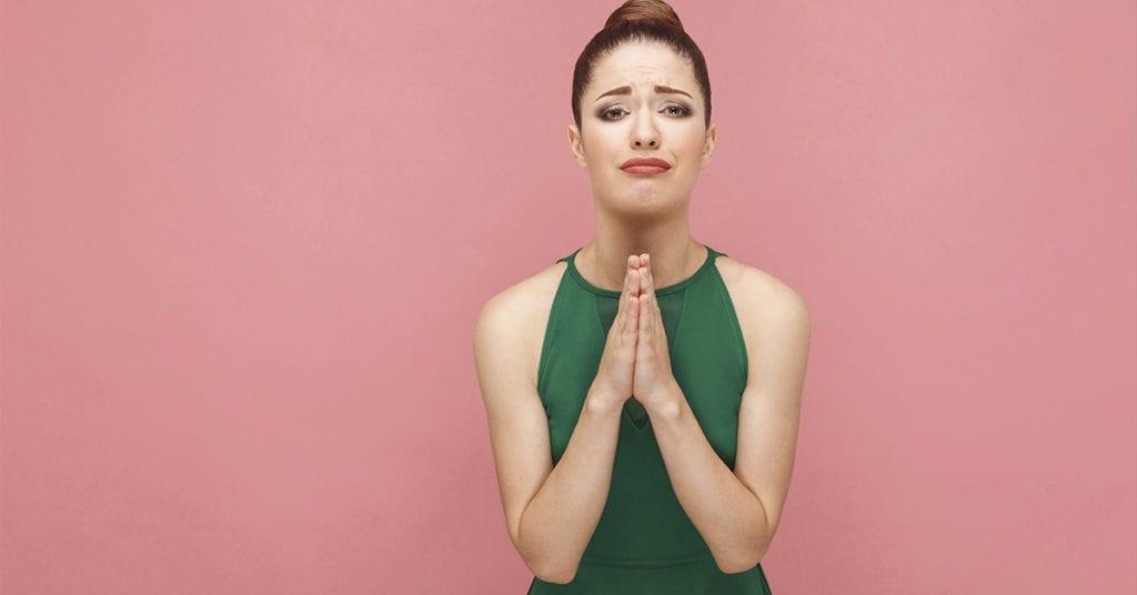 Cómo dejar de pedir perdón por siempre