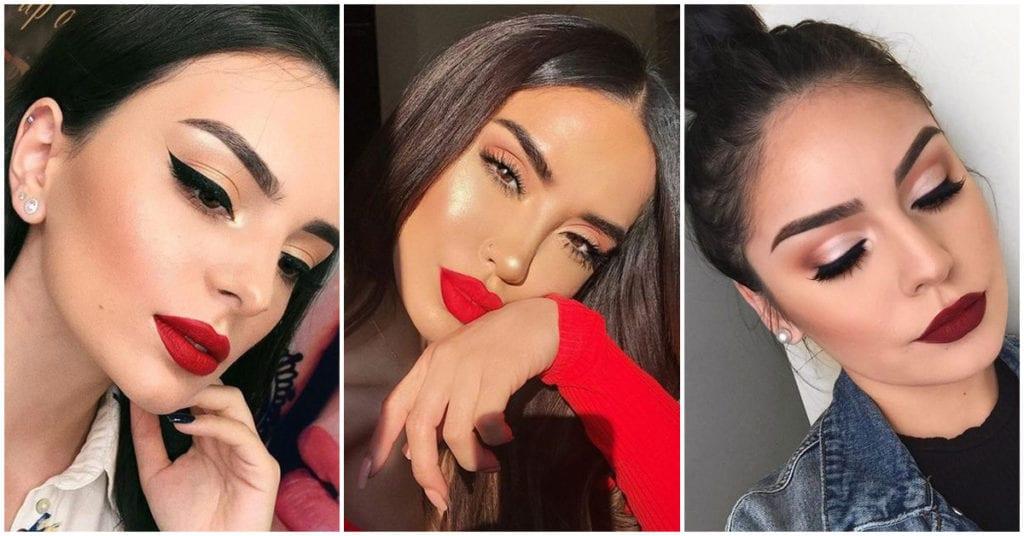 Razones por las que es una excelente idea usar lipstick rojo