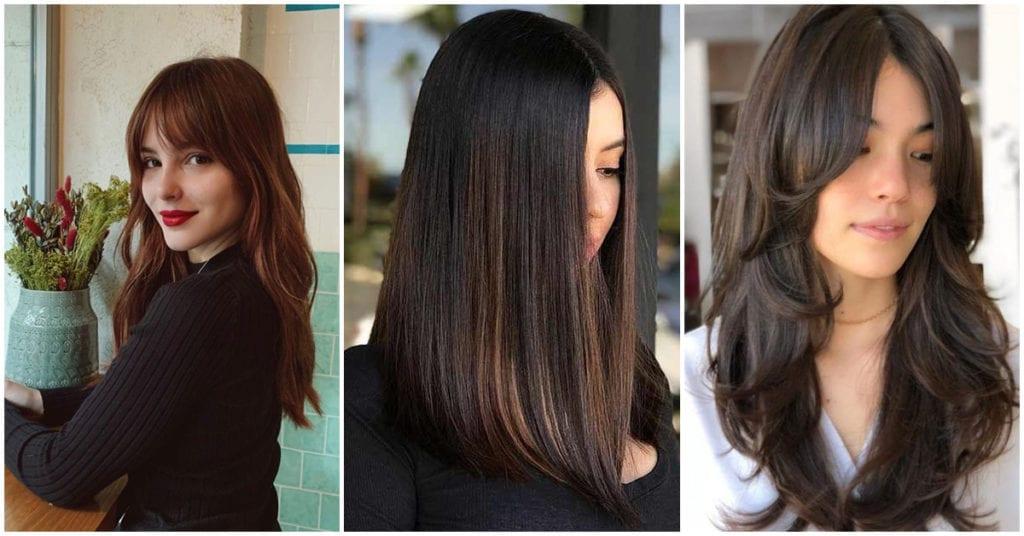 Cortes de melena preciosos que le van perfecto a las cabelleras largas