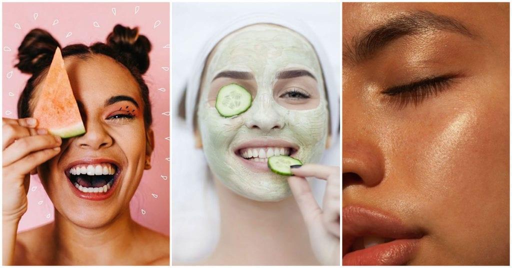 Cómo me liberé de las bases de makeup y recupere el brillo de mi piel ¡Intentalo!