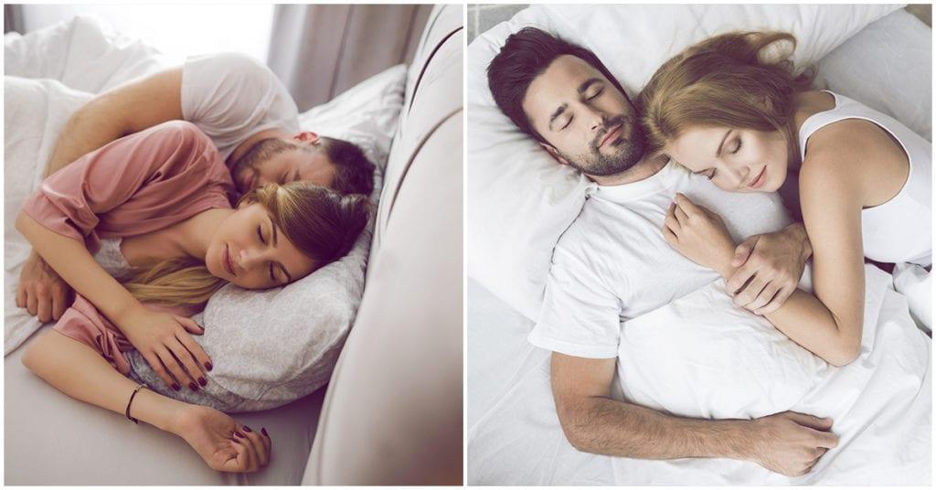 Porque los hombres no les gusta dormir de cucharita… explicado por un hombre