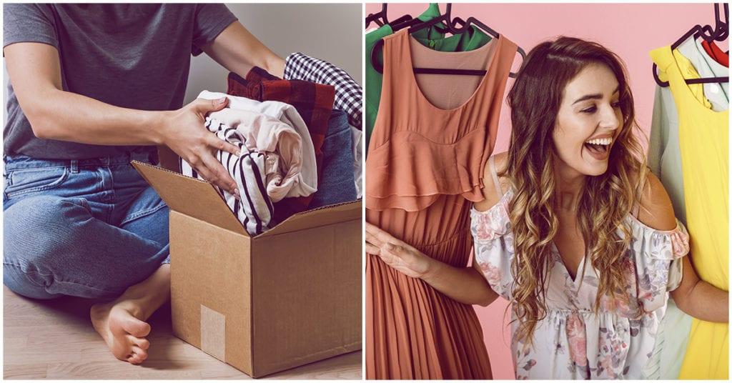 Cómo hacer un verdadero fondo de armario ¡Tira lo que no necesitas!