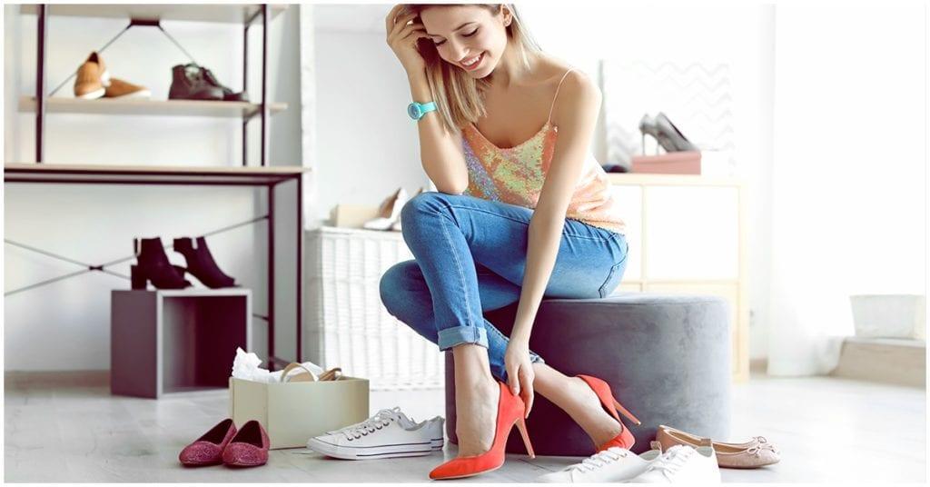 Cómo hacerle para que tu calzado siempre luzca como nuevo
