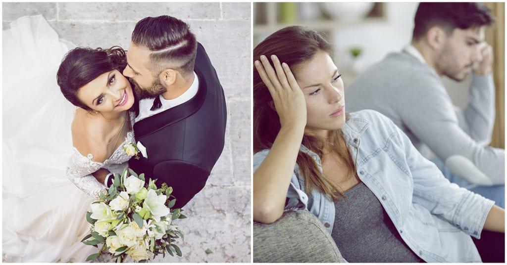 8 verdades brutalmente honestas sobre el matrimonio