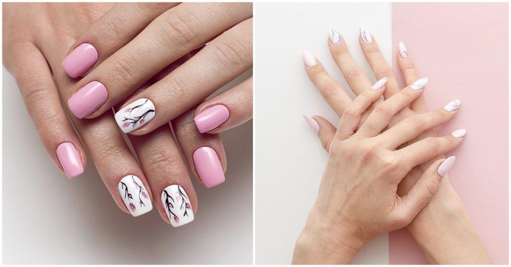 Esta es la mejor forma de uñas para tus manos