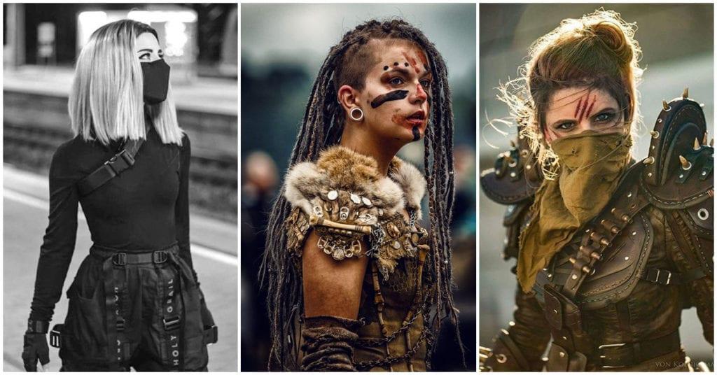 Cuál de estos crees que sería tu mejor look apocalíptico