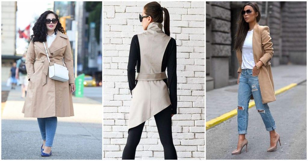 Aprende a elegir un abrigo de acuerdo a tu tipo de cuerpo