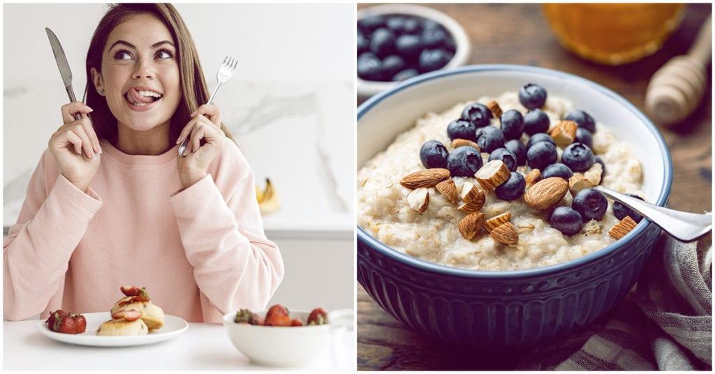 10 Opciones sanas para no saltarte el desayuno