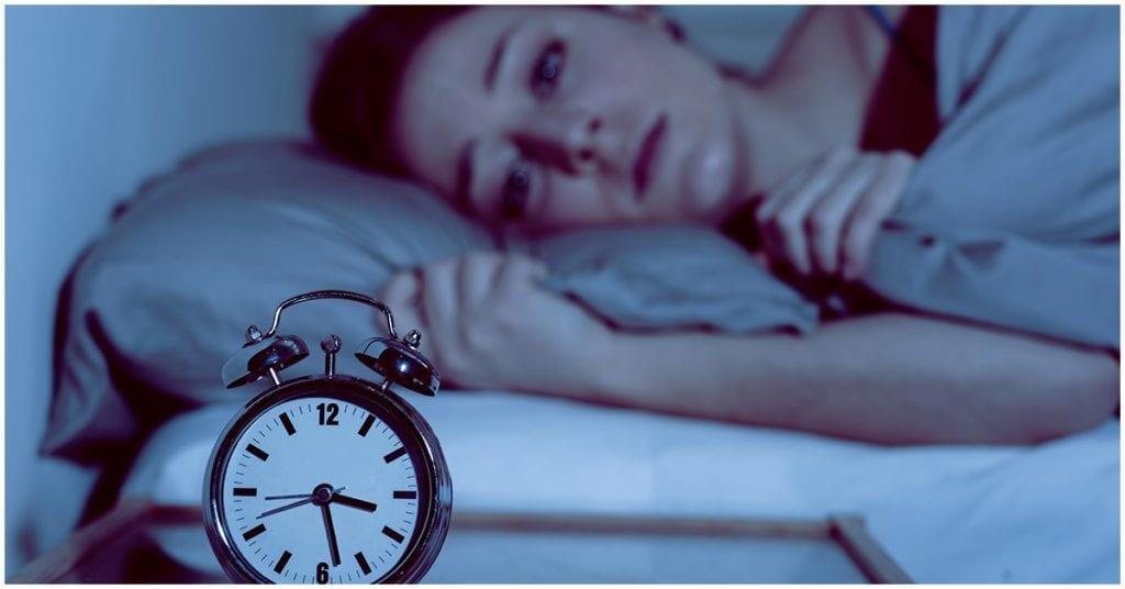 Lo peor que puede pasarte es tener insomnio en estos días de cuarentena