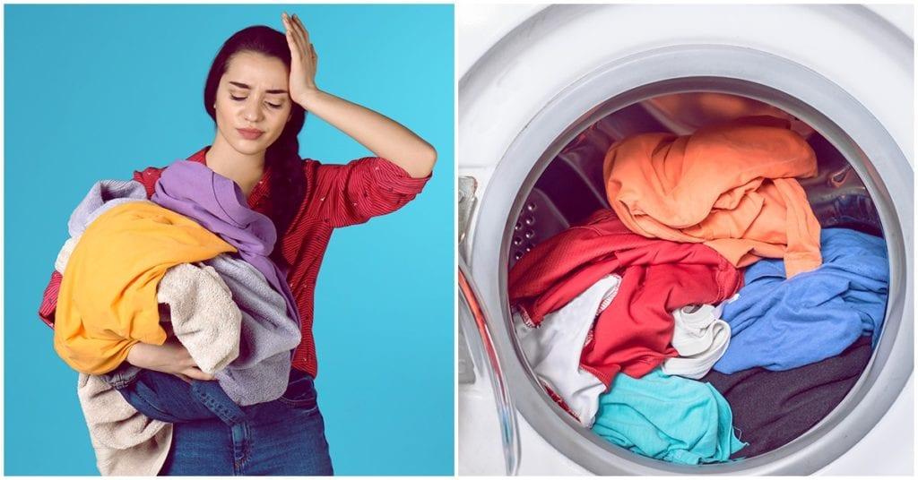 S.O.S. mi ropa está perdiendo color, ¿qué hago?