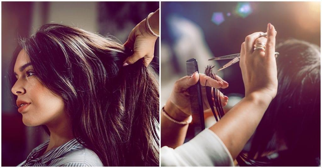 Cómo reparar tu cabello de los daños causados por el estilista