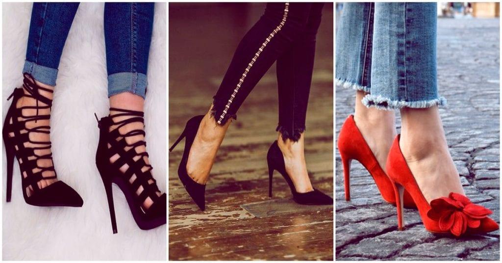 Así deben ser tus zapatos para que puedas combinarlos con todo lo que usas