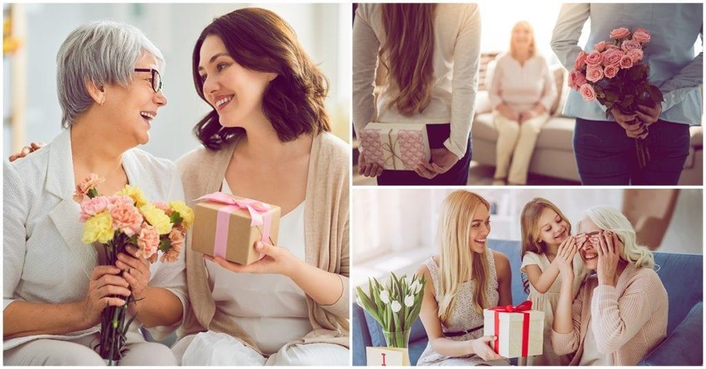 Guía de regalos que amará mamá