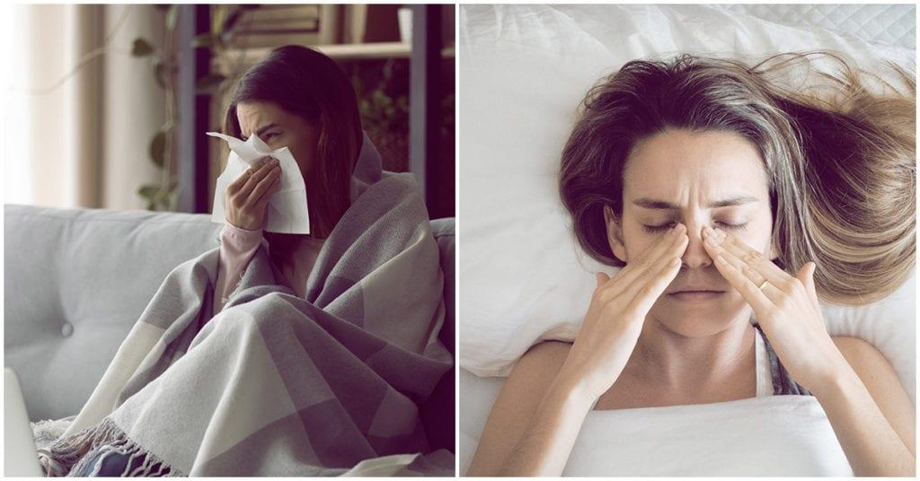 Rinitis alérgica, ¿cómo puedo calmar las molestias de manera natural?