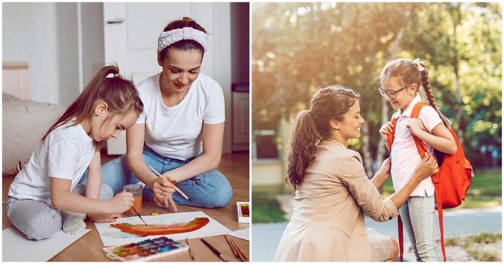 Cosas que valoras cuando te toca criar hijos sin apoyo alguno