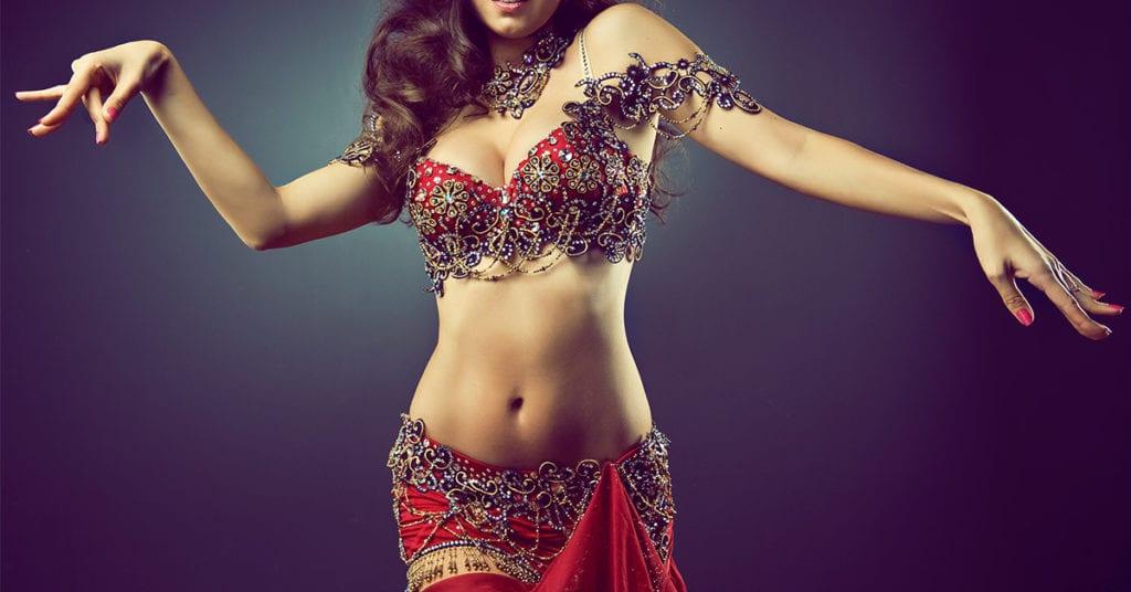 Bailar danza árabe te puede ayudar a mejorar tu vida sexual