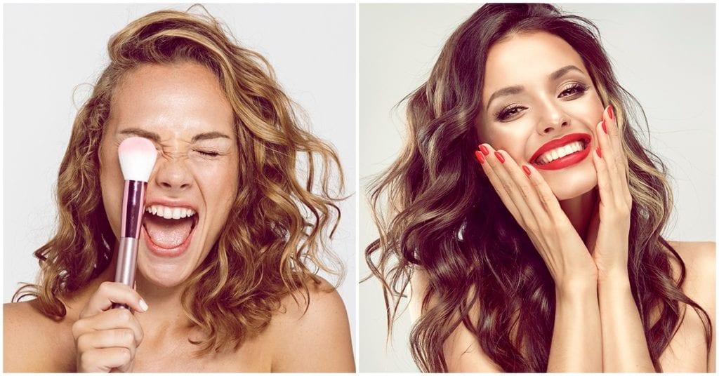Errores de makeup que terminan con aparición de granitos en la cara