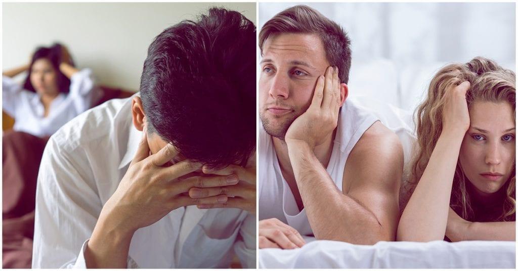 Tanto a ellos como a nosotras hay posiciones sexuales que nos causan ansiedad, ¿quieres saber cuáles son?