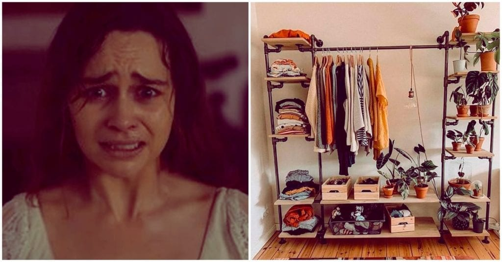 El peor error es prestarle tu ropa a tu hermana o tus amigas, ¡comprobado!