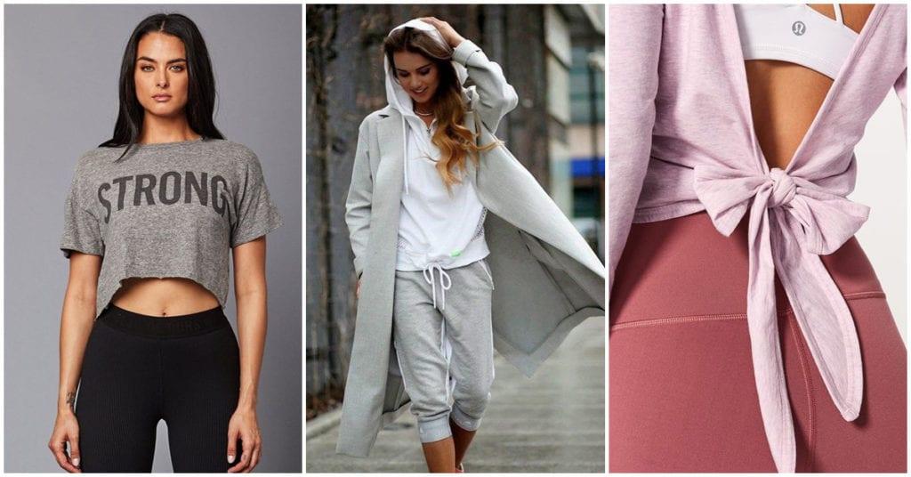 Formas en las que puedes combinar tus pants para lucir guapa