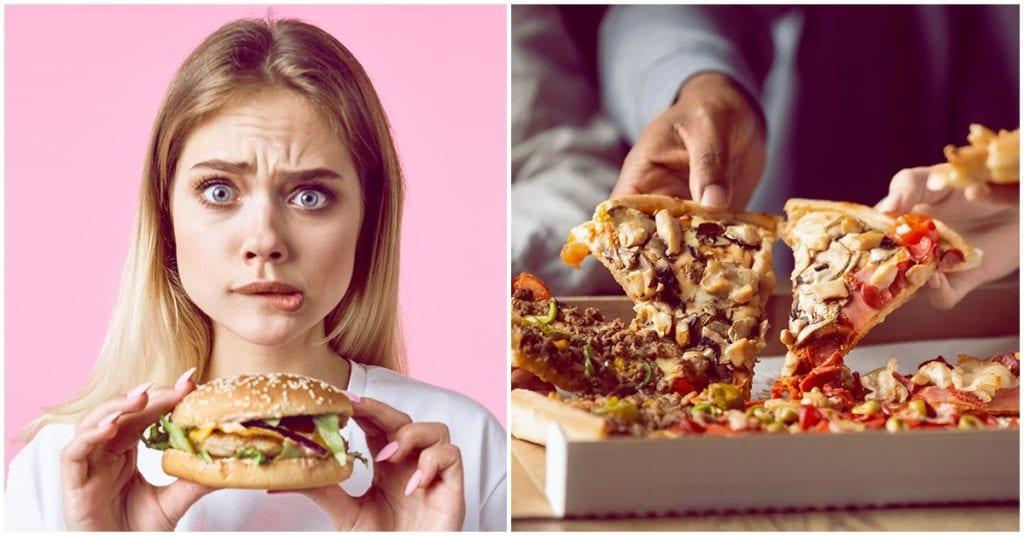 Alimentos que son veneno para el cuerpo