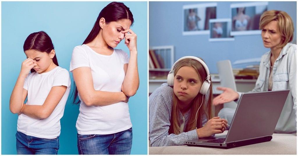 7 tips para no pelear con tu hija