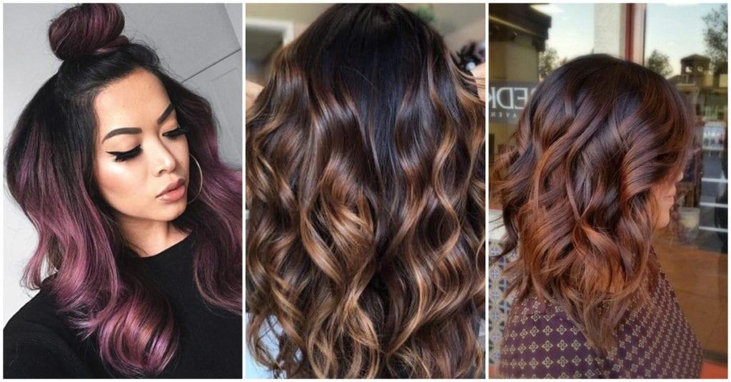 Tonos de cabello ideales para pintarte el cabello si tienes piel morenita