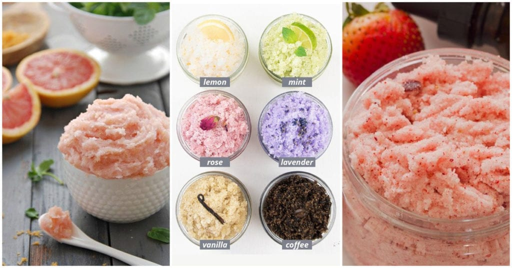 Exfoliantes naturales: ¿Cuál es mejor azúcar o sal?