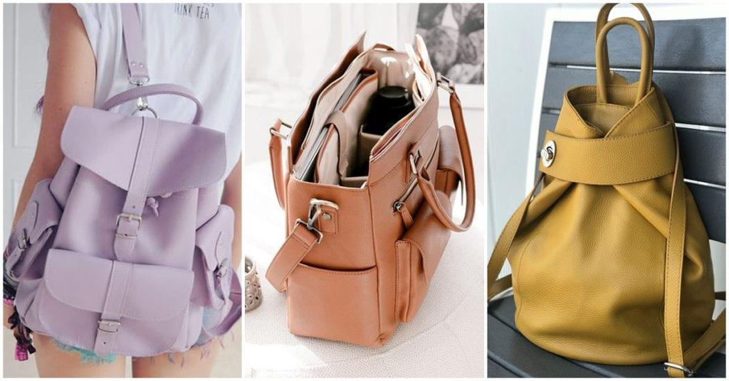 Qué bolso puedes usar si no acostumbras cargar con todo tu arsenal femenino