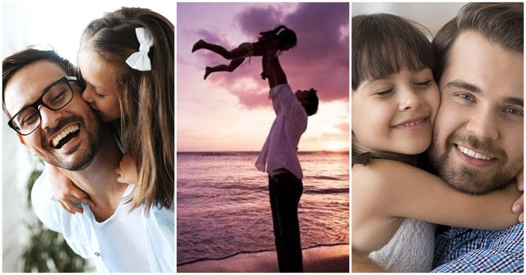 Jamás me dijeron lo que una hija iba a significar para mi (pensamientos de un papá)