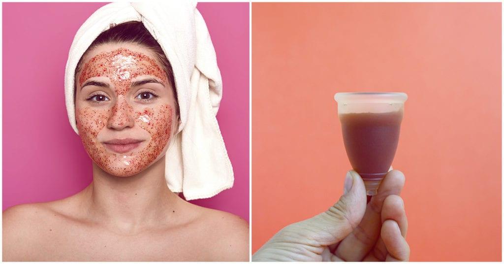 Tu regla es la mejor mascarilla para deshacerte del acné