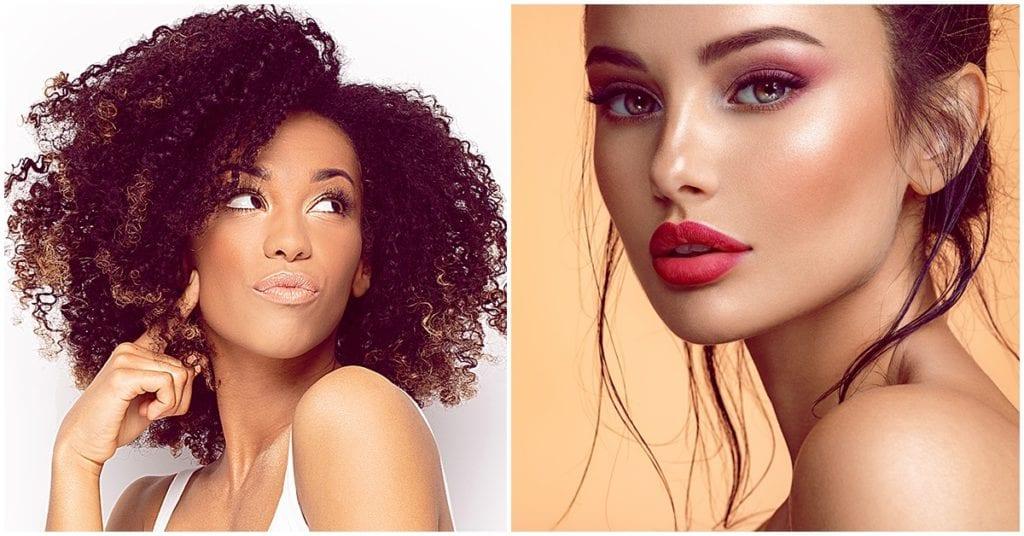 Makeup natural vs makeup cargado ¿cuál te gusta más?