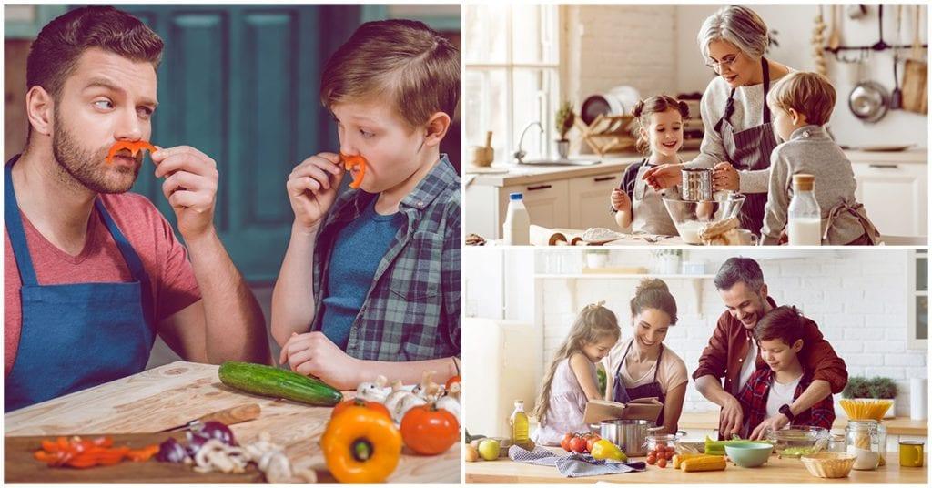 Consejos de cocina para nutrirte con las vitaminas que necesitas para no enfermarte