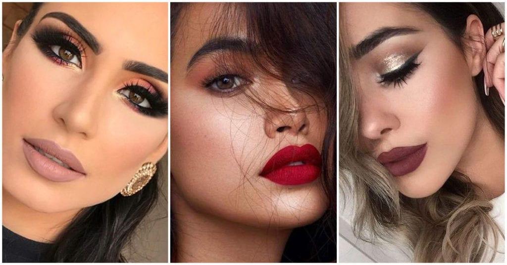 Ideas preciosas para maquillarte en la noche
