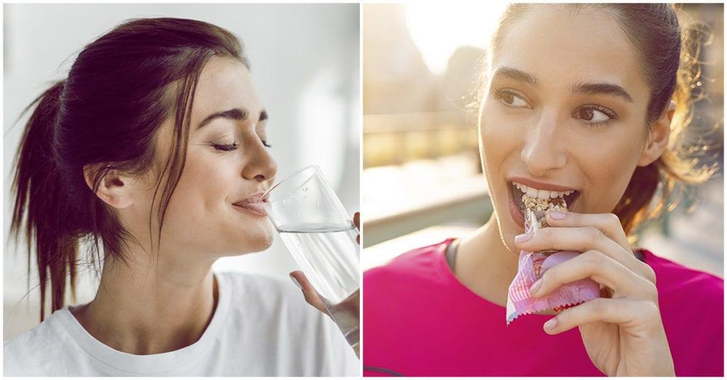 4 hábitos saludables que pueden dañarte